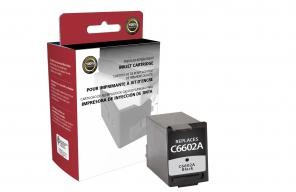 Black Ink Cartridge for HP C6602A- page yield  -