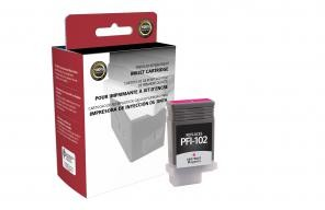 Magenta Ink Cartridge for Canon PFI-102  -  page yield  -